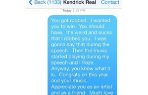 MACKLEMORE TEXT