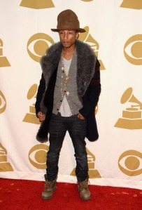Pharrell-Williams-2nd outfit